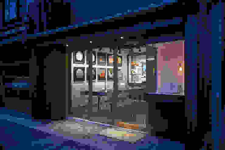ウサギノネドコ カフェ オリジナルなレストラン の 村松英和デザイン オリジナル