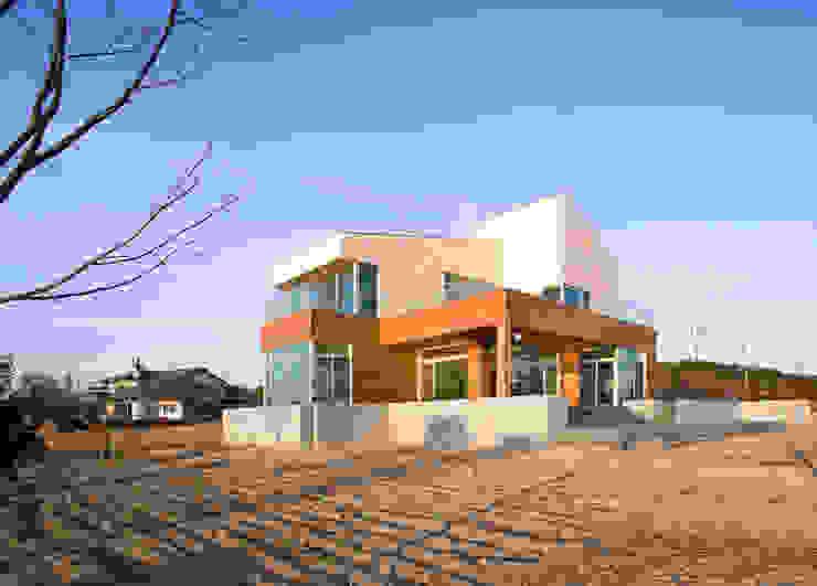 現代房屋設計點子、靈感 & 圖片 根據 craft design 現代風
