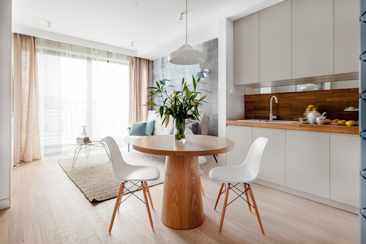 Kitchen by Ayuko Studio , Scandinavian