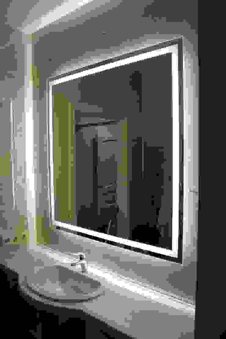 ReflectArt BathroomMirrors Glass