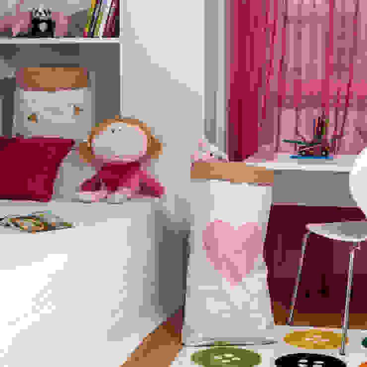 Aufbewahrungs-Ideen für das Kinderzimmer Baltic Design Shop Skandinavische Kinderzimmer Pink