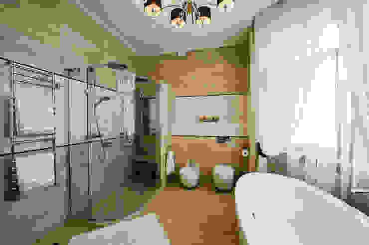 Ванная комната Ванная в классическом стиле от LUXER DESIGN Классический