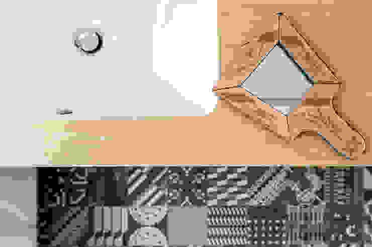 Our photoshoot of apartment design by D Plus Dagmara Zawadzka Klasyczna łazienka od Ayuko Studio Klasyczny