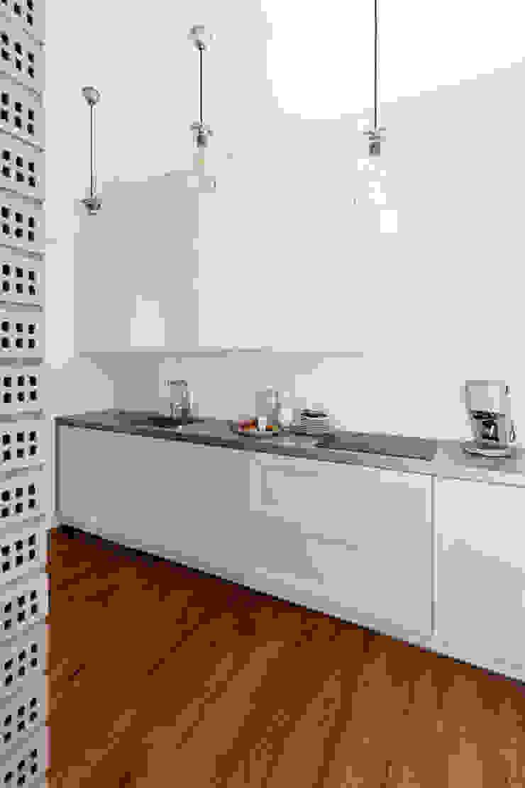 Our photoshoot of apartment design by D Plus Dagmara Zawadzka Klasyczna kuchnia od Ayuko Studio Klasyczny