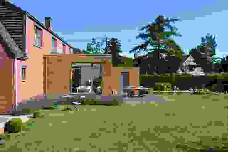 بيت زجاجي تنفيذ Wilmotte Architecte, حداثي