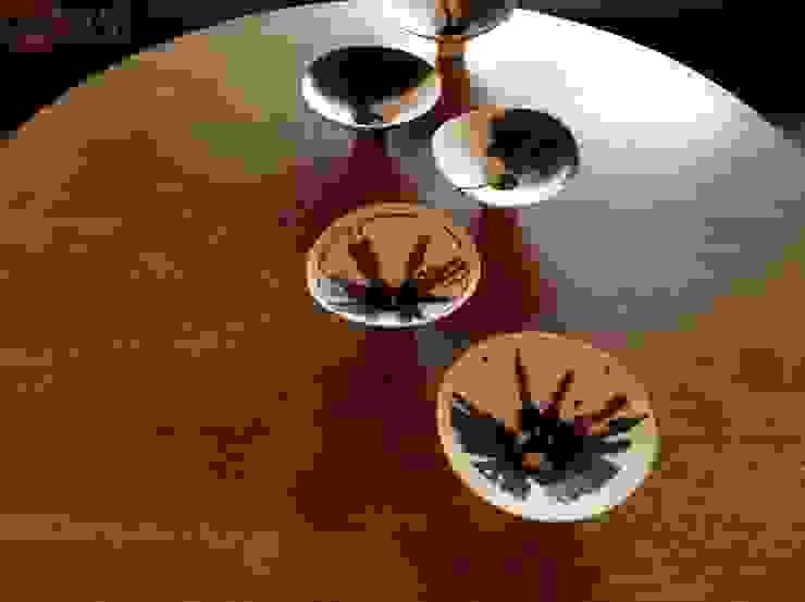 Bowls: Ricca OKANOが手掛けた現代のです。,モダン 磁器