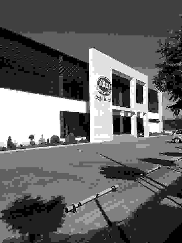 Sütaş Bursa Bölge Müdürlüğü Binası EKS Mimarlık Modern