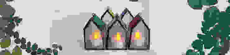 オリジナルバージョン: ステンドグラス アトリエ ダブルオウエイトが手掛けた現代のです。,モダン ガラス