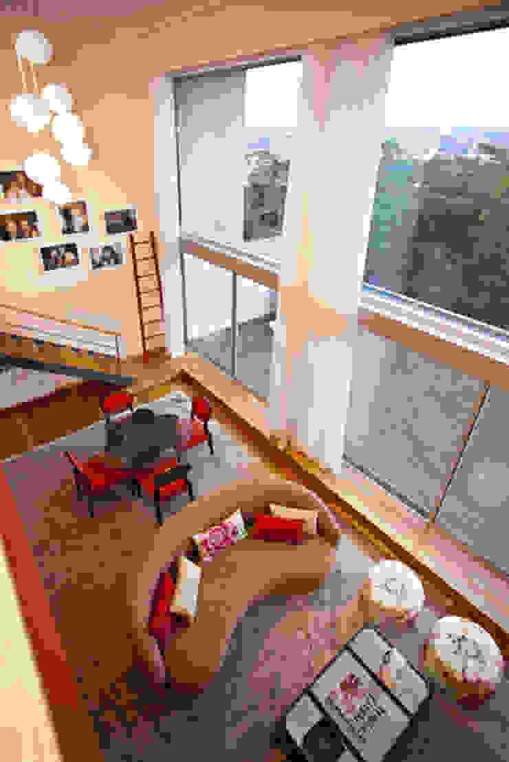Loft | Quinta de Cravel | 2011 Salas de estar modernas por Susana Camelo Moderno