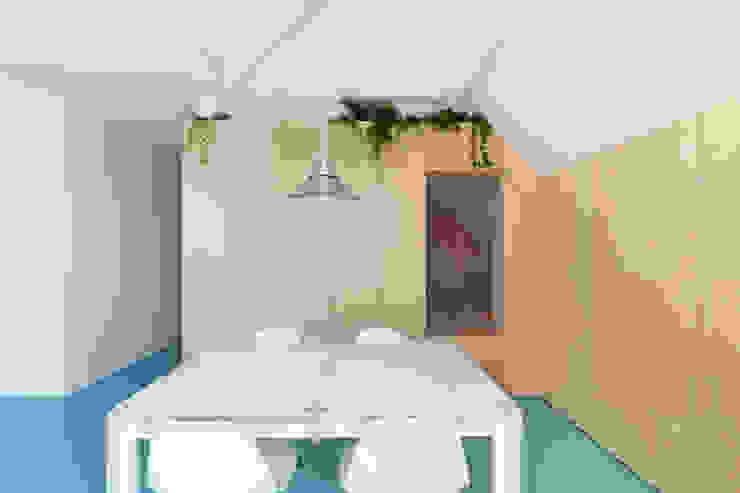 Amsterdam Urban Loft Bureau Fraai Moderne eetkamers