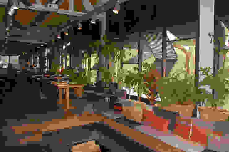 Diseño Integral En Madera S.A de C.V. Interior landscaping Wood