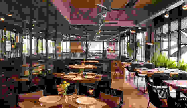 Diseño Integral En Madera S.A de C.V. Dining roomAccessories & decoration Wood