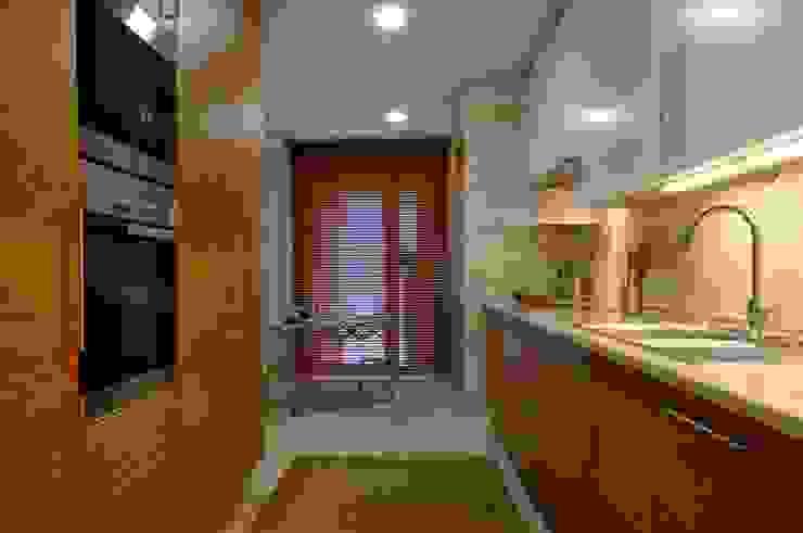 Cozinha Cozinhas modernas por armazem de arquitectura Moderno