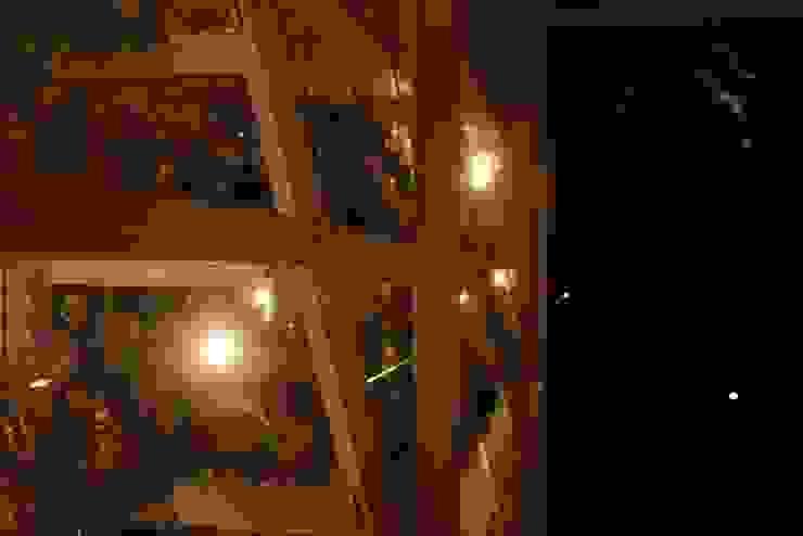 Display cabinet/ bookcase por Tomaz Viana Designermaker Moderno Madeira maciça Multicolor