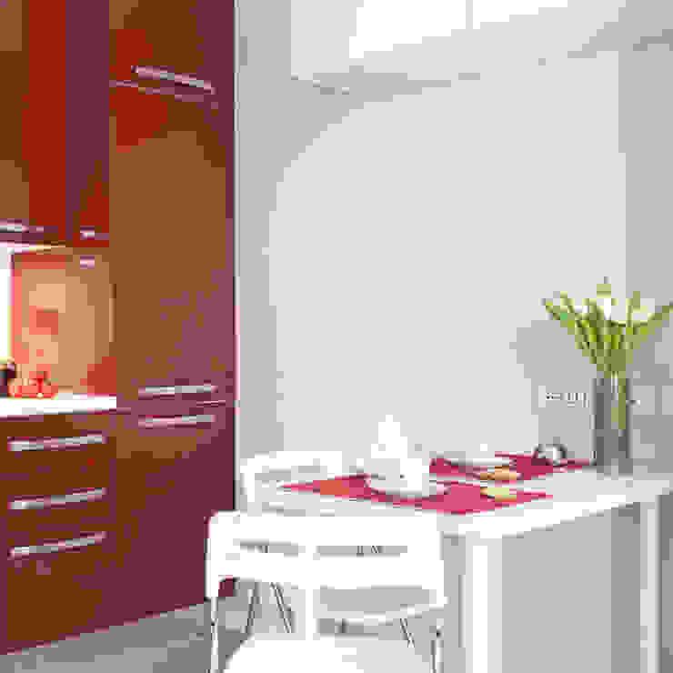 abitazione privata, Bologna Cucina in stile scandinavo di senzanumerocivico Scandinavo