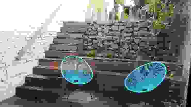 Metaforma Architettura Balcones y terrazas de estilo moderno