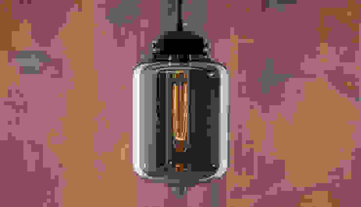 LONDON LOFT NO. 2S-NOWOCZESNA LAMPA WISZĄCA od Altavola Design Sp. z o.o. Nowoczesny Szkło