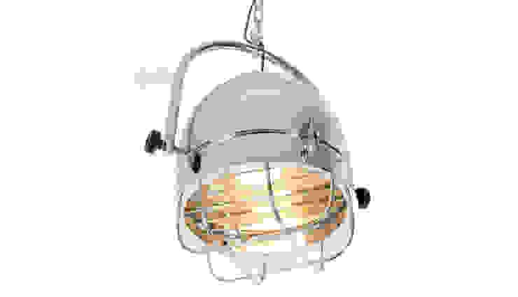 SOHO LOFT – INDUSTRIALNA LAMPA CHROMOWA od Altavola Design Sp. z o.o. Nowoczesny Matal