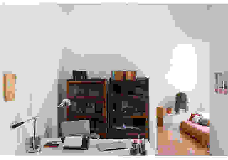 RSRG Arquitetos Living room
