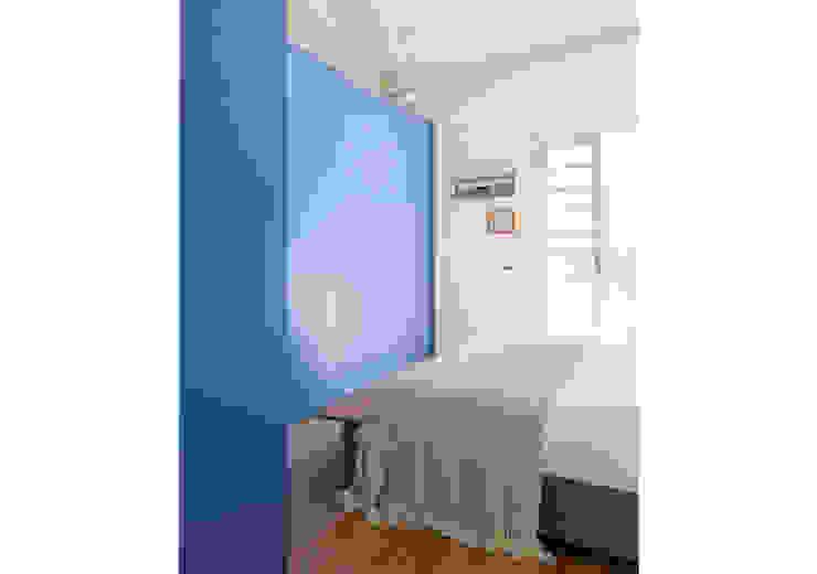 Kamar Tidur Minimalis Oleh RSRG Arquitetos Minimalis