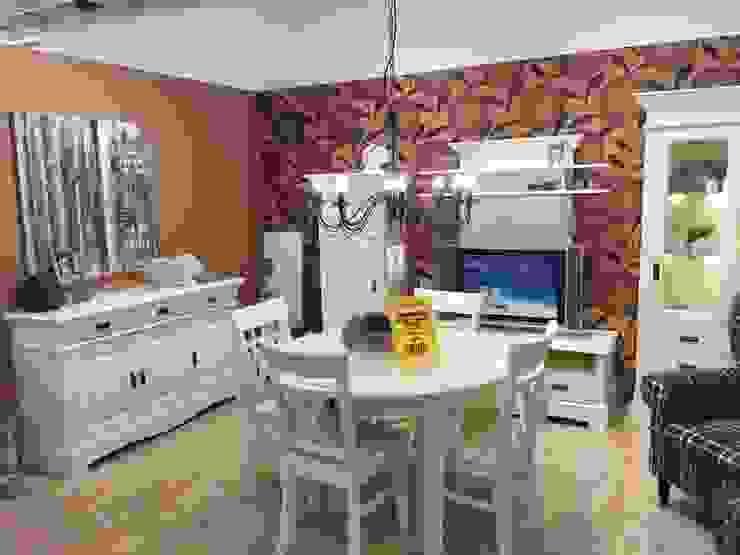 Mediterranean style dining room by Schoo GmbH Mediterranean
