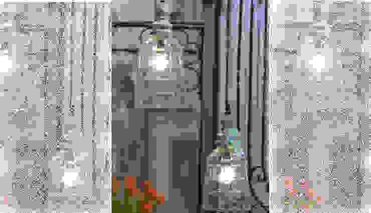 LAMPA WISZĄCA INDUSTRIALNA ALURO MAZINE od Altavola Design Sp. z o.o. Industrialny Drewno O efekcie drewna