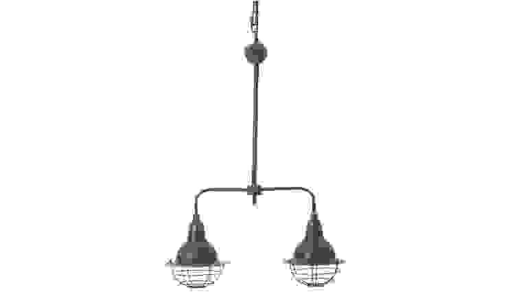 LAMPA WISZĄCA PODWÓJNA ALURO MAZINE od Altavola Design Sp. z o.o. Nowoczesny Matal