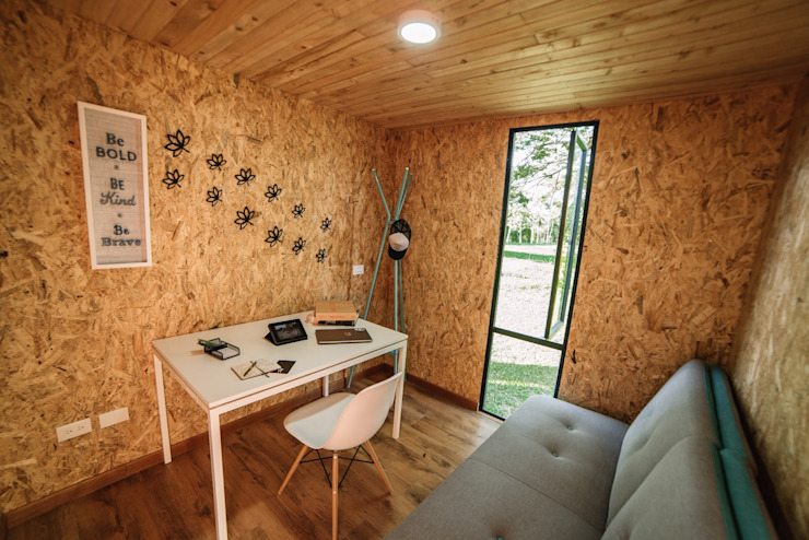 Study/office by COLECTIVO CREATIVO