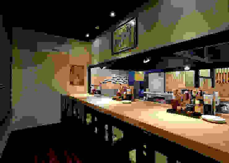 リニューアル後(カウンター席) の 宮田建築設計室