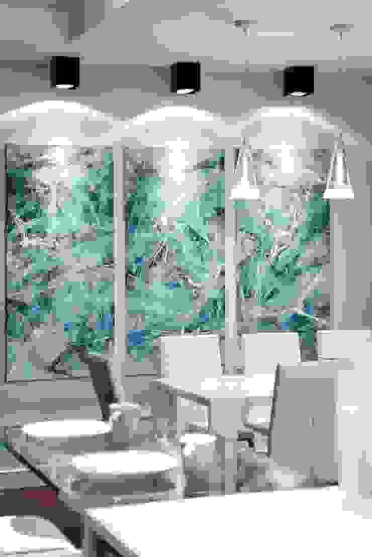 FLOW Franiak&Caturowa Modern dining room
