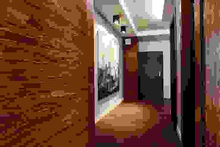 FLOW Franiak&Caturowa Modern style bedroom