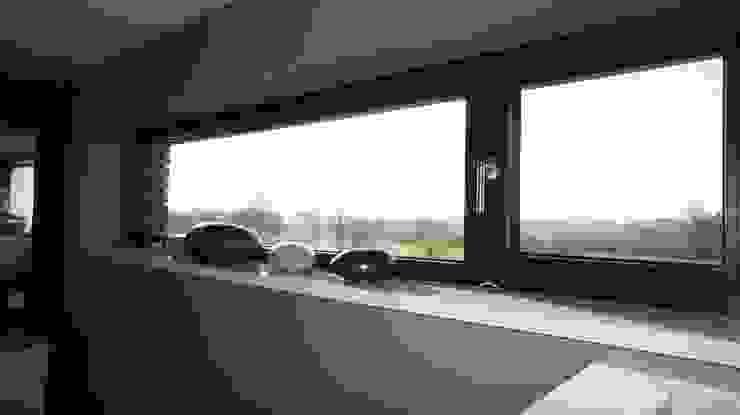 Bureau d'Architectes Desmedt Purnelle Moderne Fenster & Türen