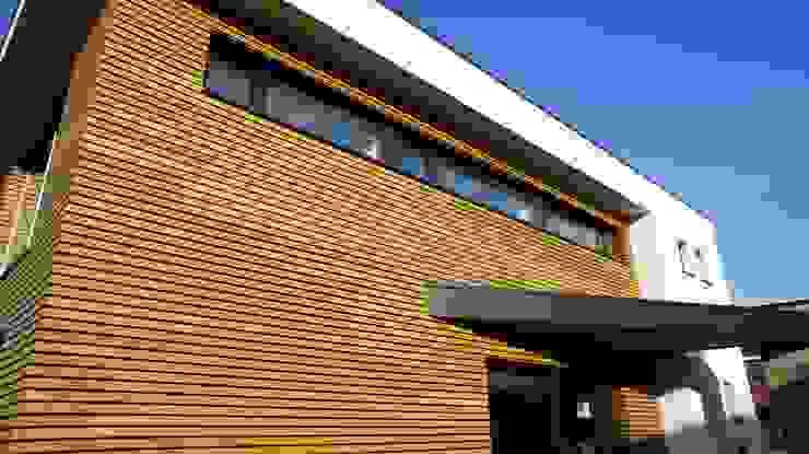 Bureau d'Architectes Desmedt Purnelle Moderne Häuser