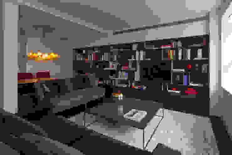 Sala Salas de estilo clásico de Sanchez + Sanchez Proyectos Clásico