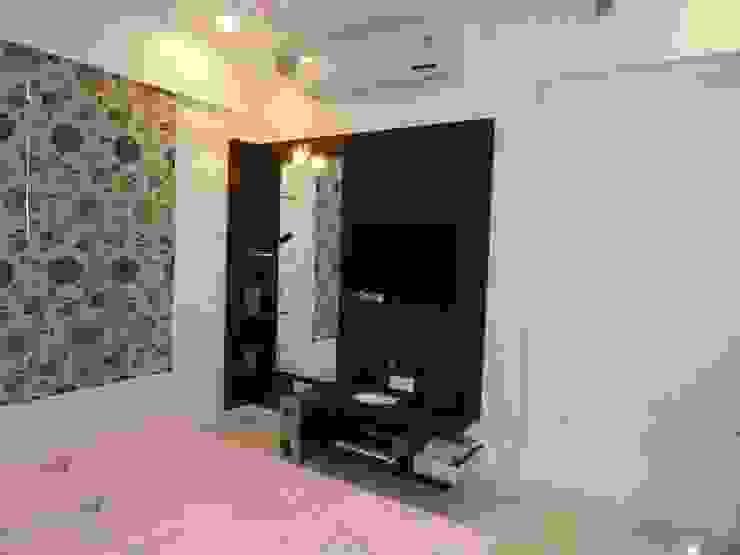 Amanora Modern style bedroom by MAVERICK Architects Modern