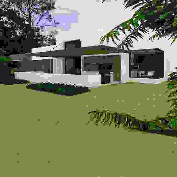 Casa la Unión Casas de estilo clásico de FR ARQUITECTURA SAS Clásico