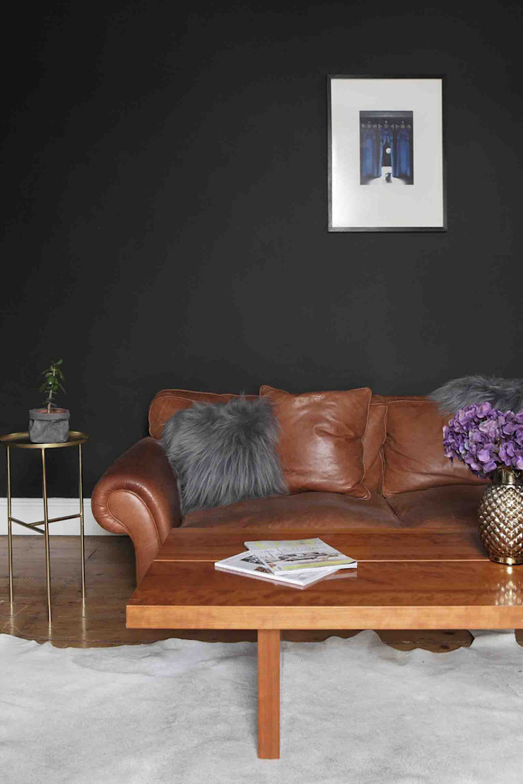 Portobello Residence Dust Salones de estilo ecléctico