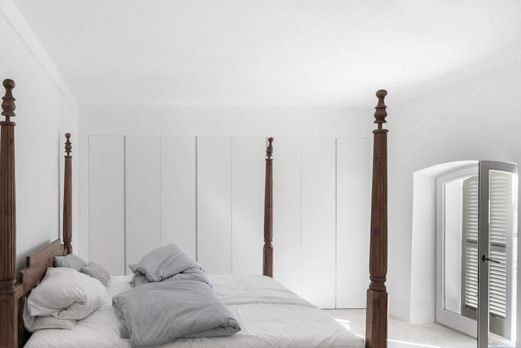 FELANITX RENOVATION Dormitorios de estilo rústico de munarq Rústico