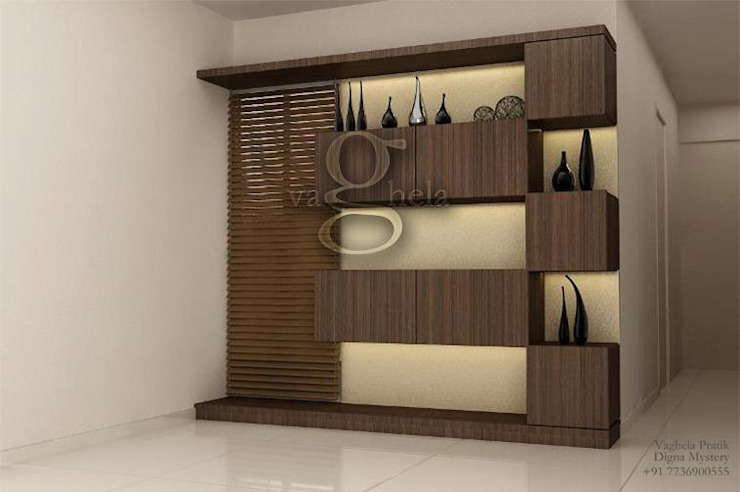 Dinning Area: modern  by Vaghela interiors,Modern
