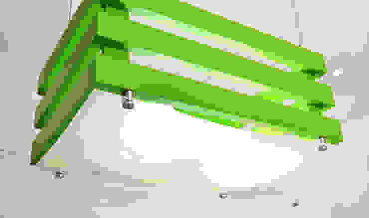 OFICINA 3LEMON Estudios y despachos de estilo moderno de ESTUDIO DUSSAN Moderno