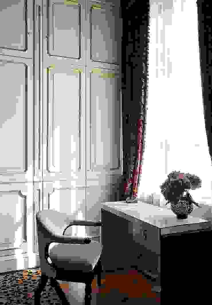 Estudios y oficinas clásicos de Ethnic Chic - Home Couture Clásico
