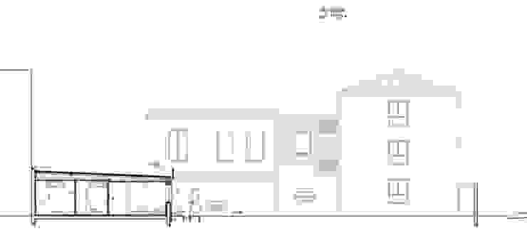 Conversion d'un atelier en maisonnette – Roubaix par Tristan Bacro Design d'Espace