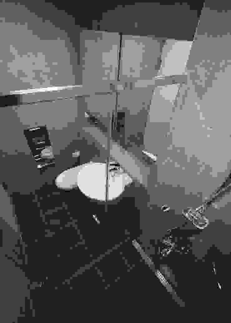 동탄아파트인테리어 반송동 시범다은마을 포스코더샵 33평 인테리어 모던스타일 욕실 by 디자인스튜디오 레브 모던