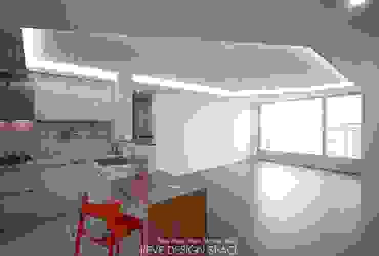 Modern style kitchen by 디자인스튜디오 레브 Modern