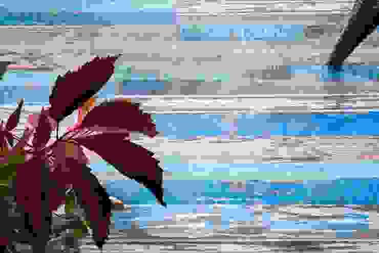 Пробковые полы CORKSTYLE в ТВ-проектах Столовая комната в стиле кантри от CORKSTYLE Кантри