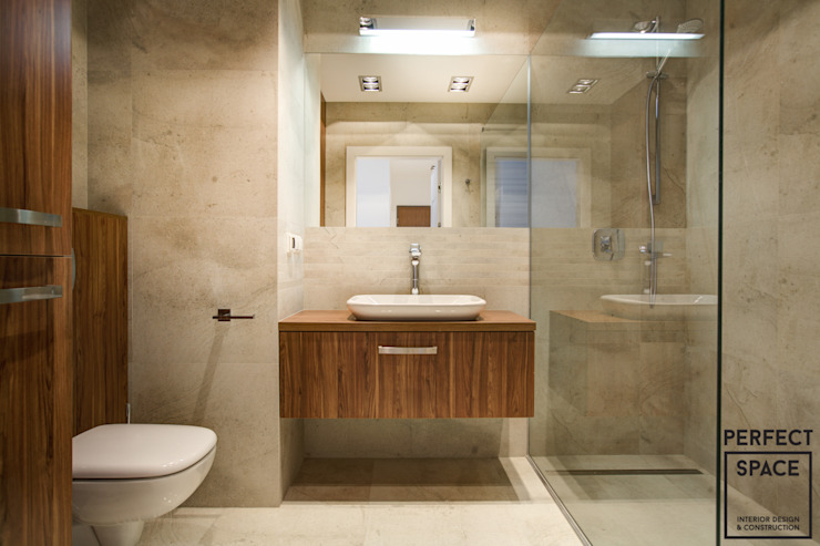 클래식스타일 욕실 by Perfect Space 클래식