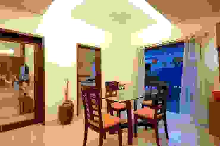 CONTEMPORARY LIVING Modern living room by Archana Shah & Associates Modern