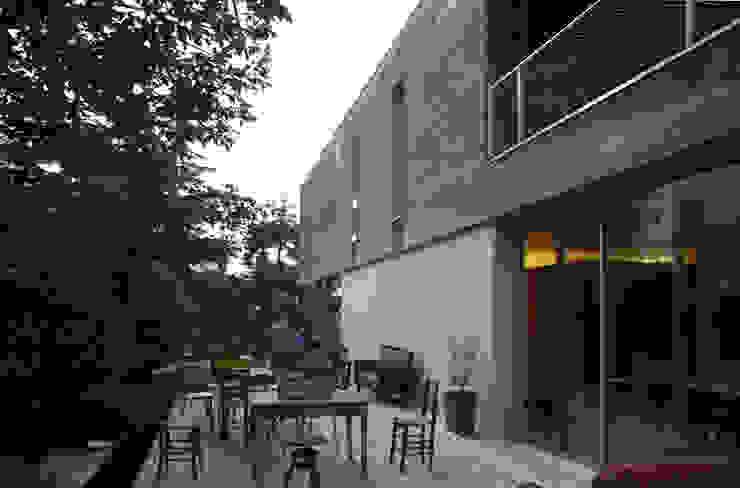 02.aa architetti associati Patios & Decks