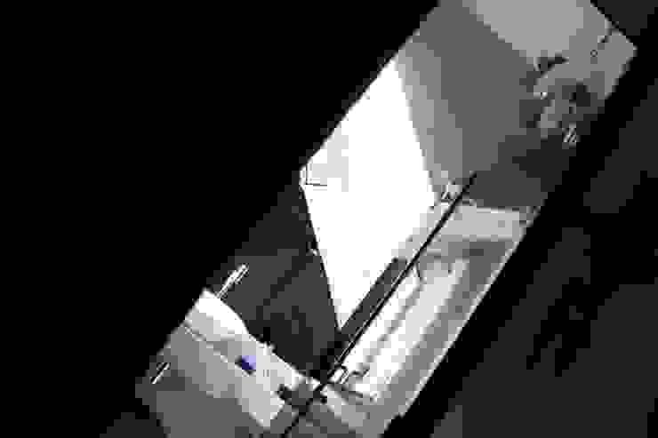 Banheiro masculino Banheiros modernos por Lia Sakamoto Arquitetura Moderno