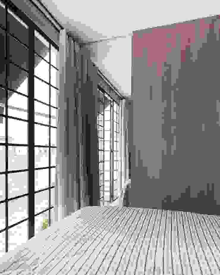 JA01 | Suíte Quartos modernos por Kali Arquitetura Moderno